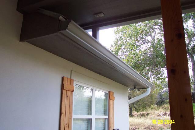 Discount Seamless Rain Gutters By Aa Raintex Installation